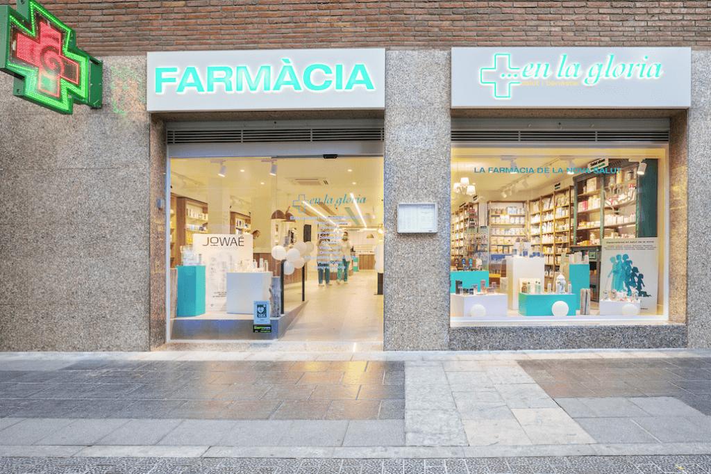 Farmacia EN LA GLORIA Castelldefels