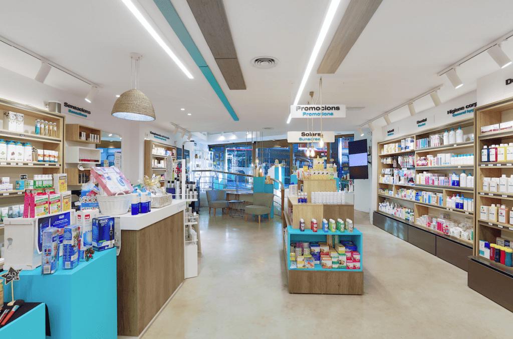 Farmacia EN LA GLORIA FARMA (Barcelona)